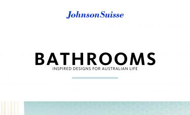 Johnson Suisse Brochure Bathrooms Australia