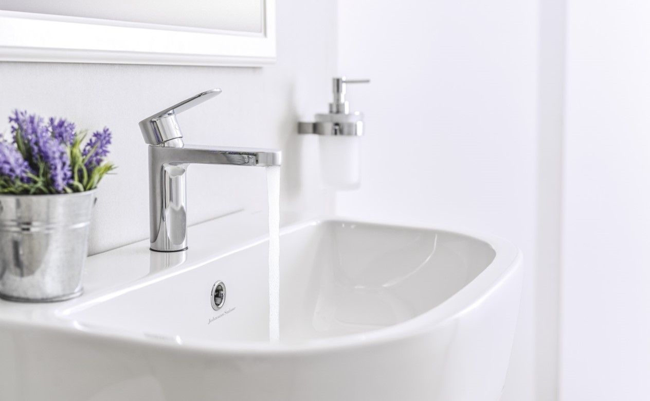 Quality Bathroom Solutions by Johnson Suisse